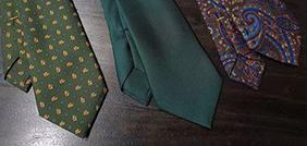 领带的内衬和挂里(里布)