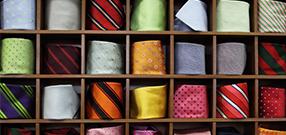 不同场合的领带系列