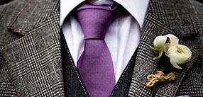 标记领带logo领带订做