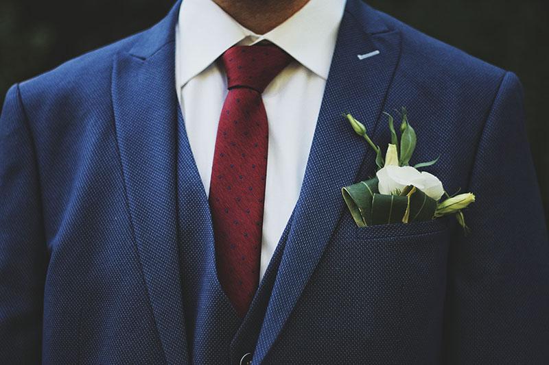 婚庆结婚领带厂家定制