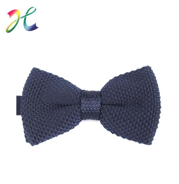男士领结定制 纯色领结 蝴蝶领结