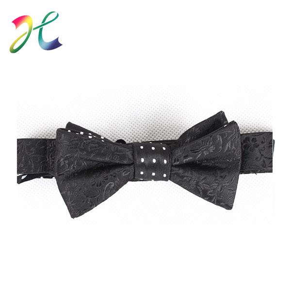 男士定制款领结 时尚领结 色织领结可定做