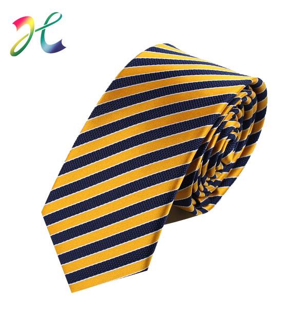 男士时尚色织领带