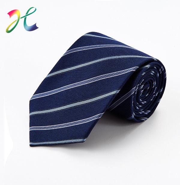 企业斜纹真丝领带