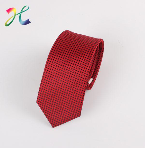 高档涤丝婚庆领带