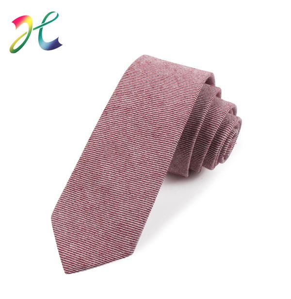 外贸纯色团体领带