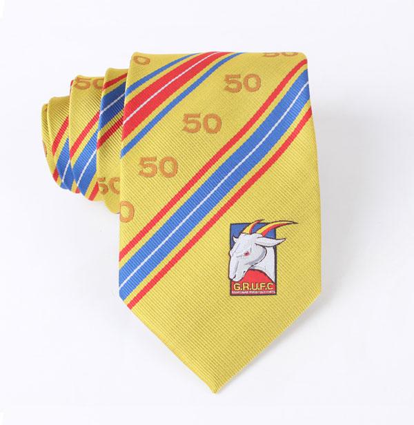 新款logo领带 领带定做加工