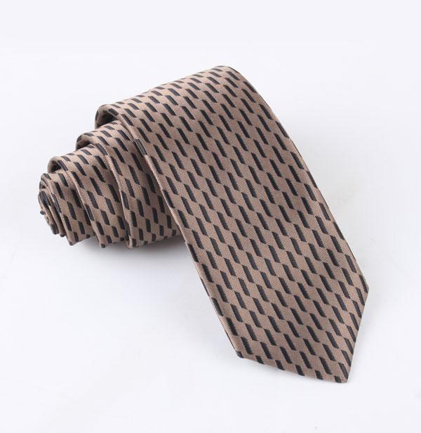 定制款涤丝领带